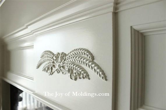 fireplace frieze ornaments