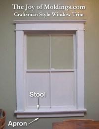 WINDOW TRIM Archives - The Joy of Moldings.com
