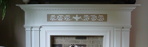 Fireplace Mantel Patterns
