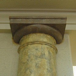 pilaster doric order