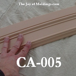 flex trim arch molding