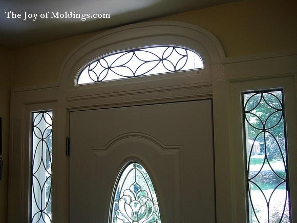 Craftsman style moldings