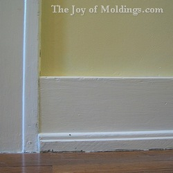 How to Make BASEBOARD-101 for $1 23/lf - The Joy of Moldings