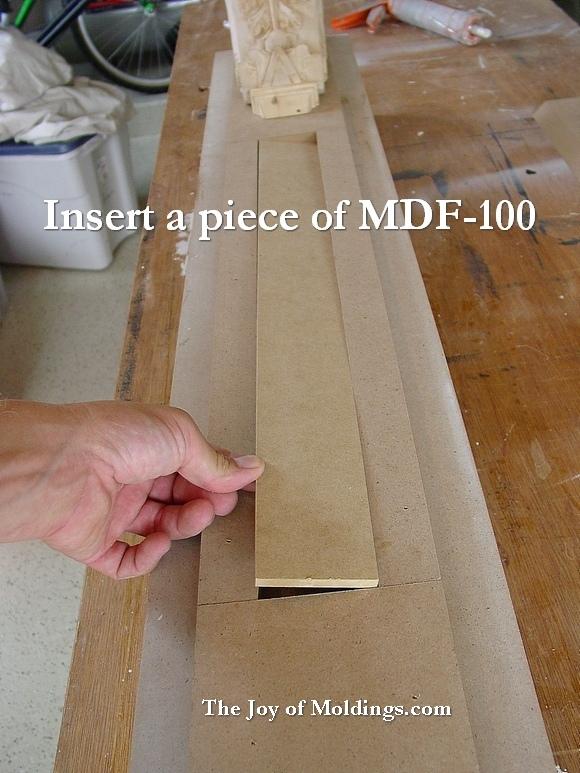 "1/4"" thick mdf board"