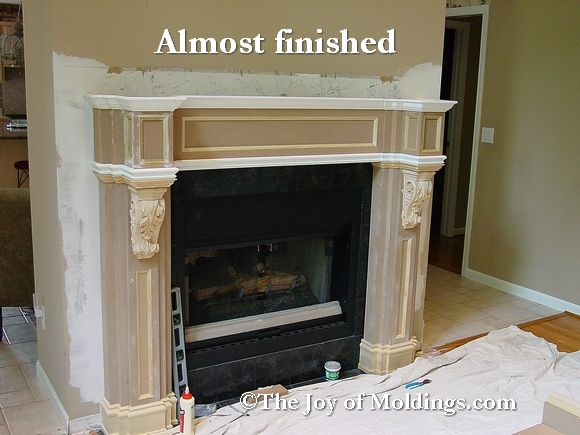 easy fireplace plans