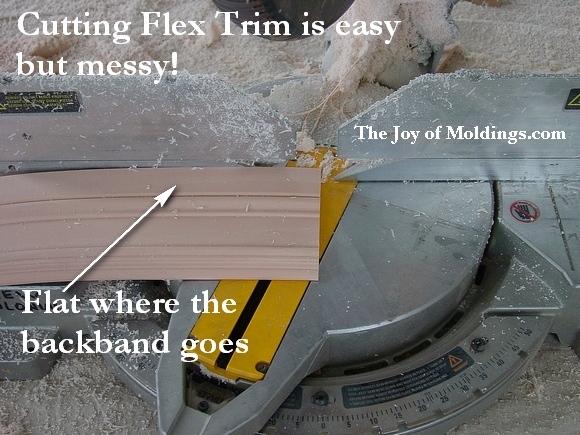 cutting moldings