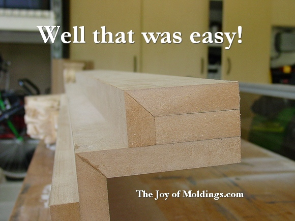mdf molding projects