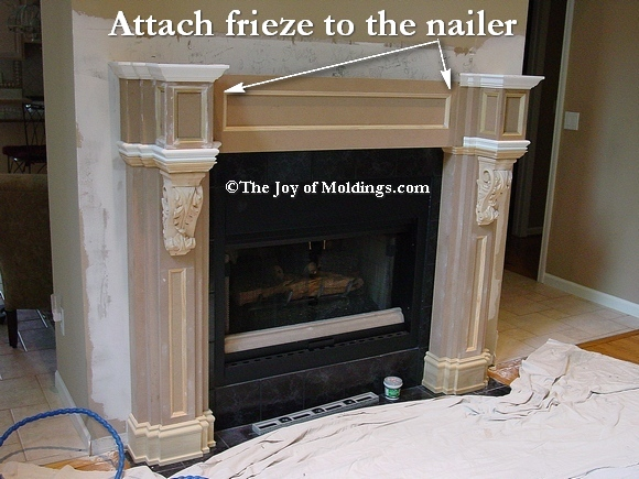 decorating with moldings