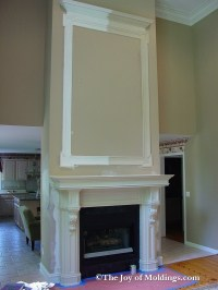 Molding Painting Tip: Use Primer to Help You Choose Colors ...