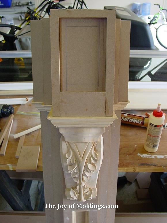 diy traditional moldings