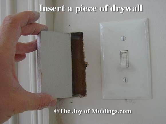 move light switch