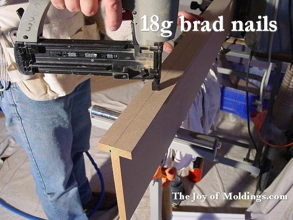 18 gauge nail gun