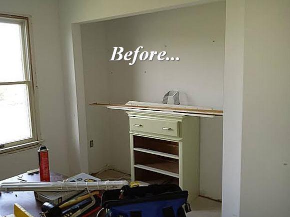 before door trim