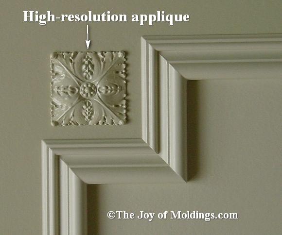 rectangular rosette