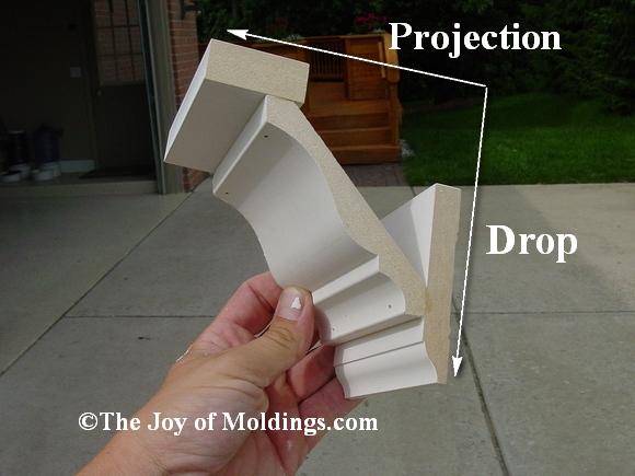 mdf crown molding