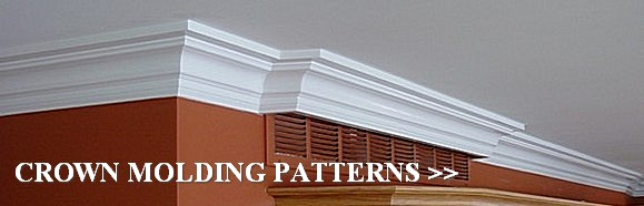 crown molding designs