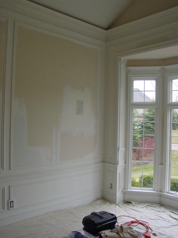 wall moldings