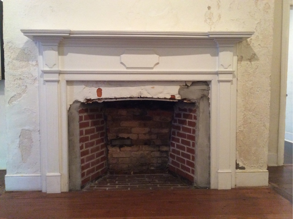 Historic Fireplace Mantel 104 Fort Mackinac The Joy Of