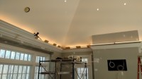 Pro Install: LED Lighting Behind Flying Crown Molding ...