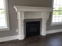 Molding Around Fireplace &GD56  Roccommunity