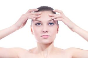 Exercises to Relax tension and Tone the Forehead to Prevent Wrinkles