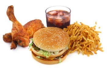 What Overweight Children Should Not Eat