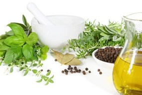 The properties of Parsley and Peppers