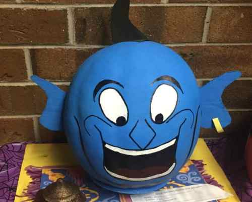 Aladdin-Disney-pumpkin- halloween