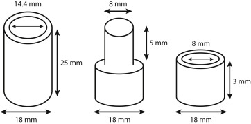 Evaluation of shear bond strength between maxillofacial