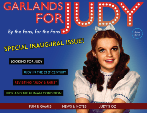 Garlands for Judy 2012 Inaugural Issue