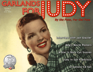 Garlands for Judy 2013 Summer Issue