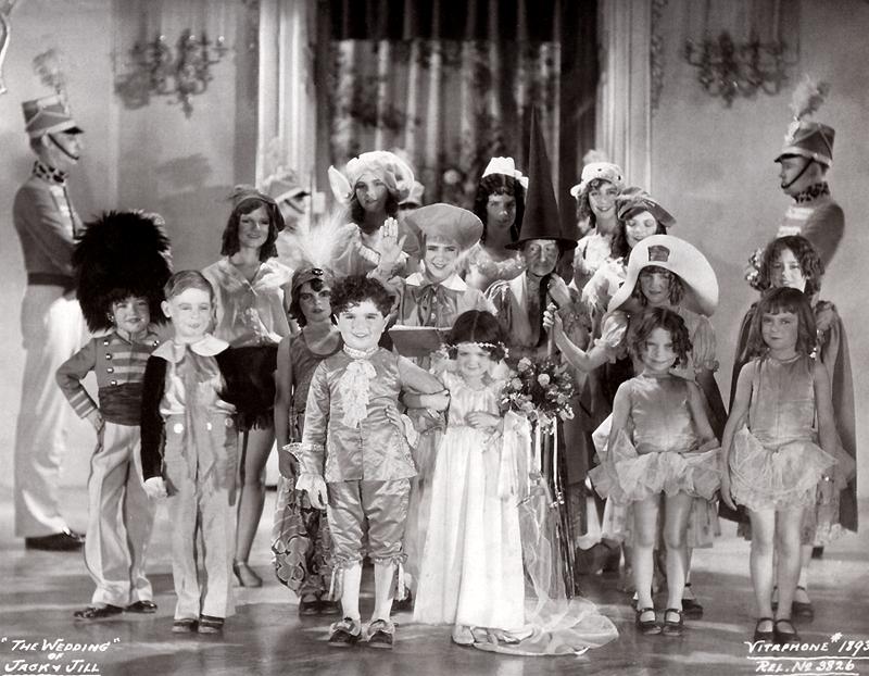 "Judy Garland (Frances Gumm) in ""The Wedding of Jack and Jill"