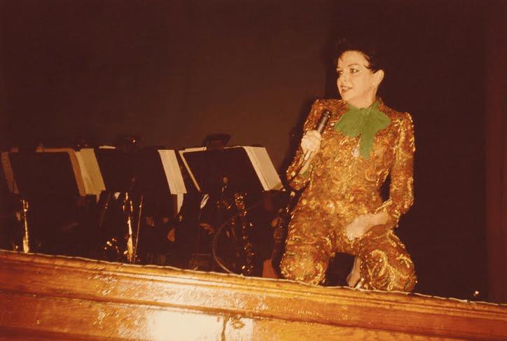 Judy Garland at Seton Hall