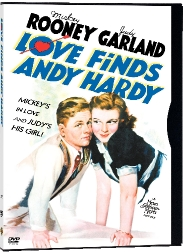 Love Finds Andy Hardy DVD