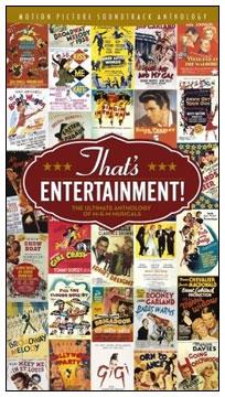 """That's Entertainment!"" CD Boxed Set"