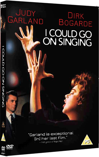 I Could Go On Singing 2013 DVD
