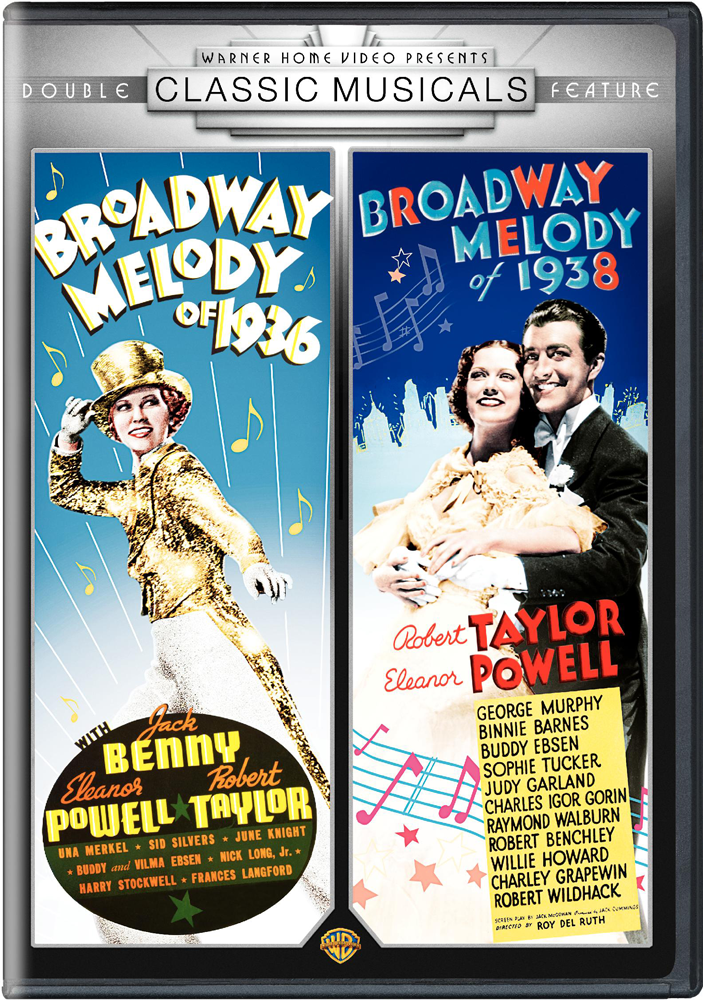 """Broadway Melody of 1938"" DVD"