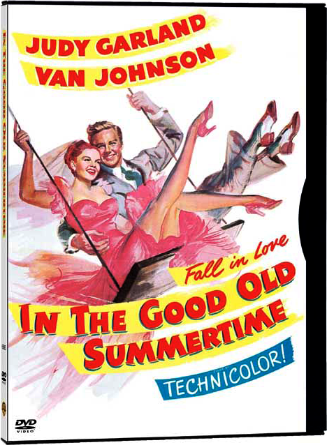 In the Good Old Summertime DVD