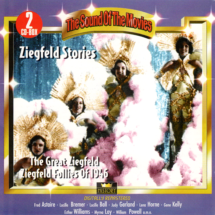 Ziegfeld Follies Sound of the Movies CD