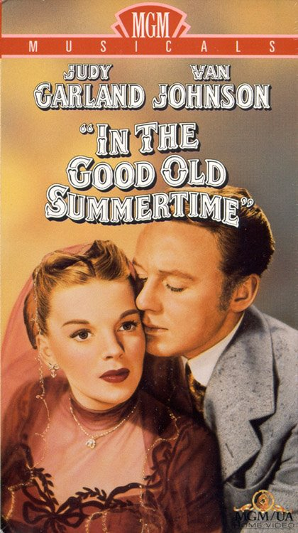 In The Good Old Summertime 1990s VHS