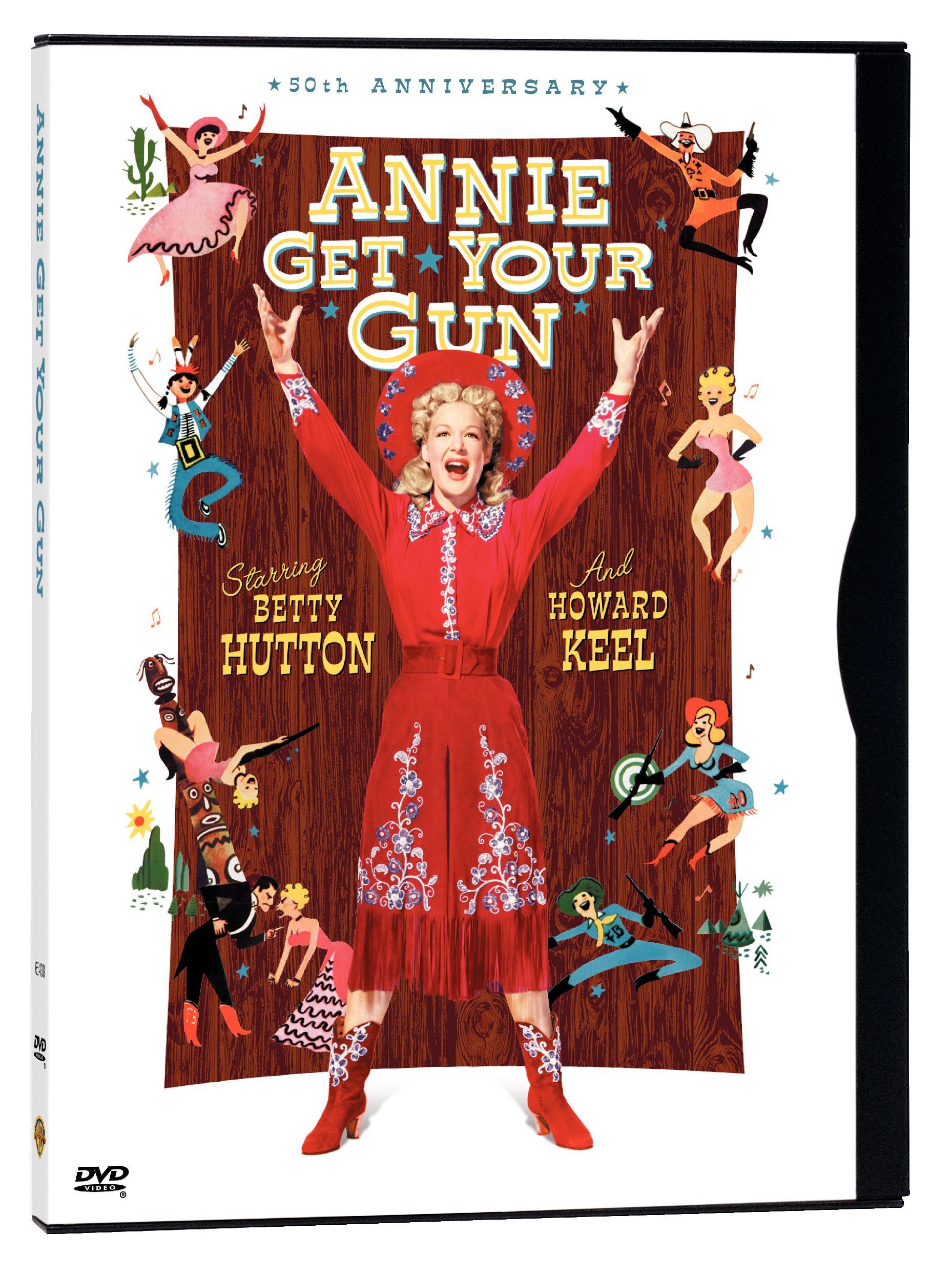 """""""Annie Get Your Gun"""" DVD"""