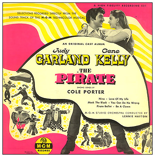 "The Pirate 10"" album"