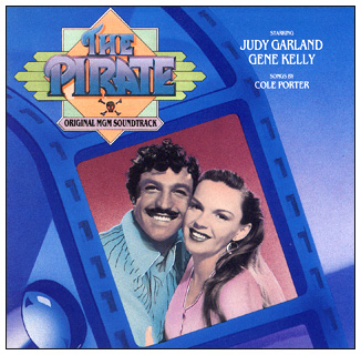 "Sony CD soundtrack of ""The Pirate"""