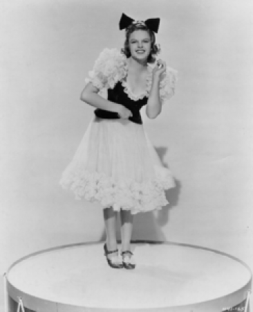 "Judy Garland in ""Strike Up The Band"""