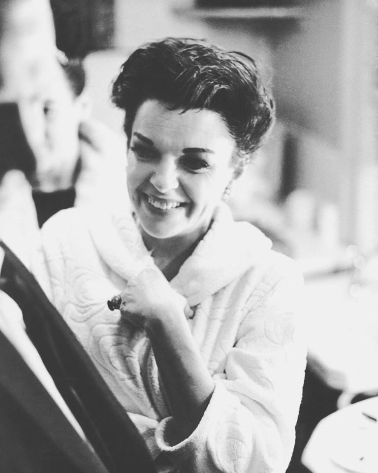 Judy Garland at the London Palladium 1964