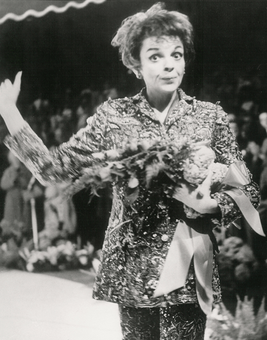 Judy Garland at Storrowton 1967