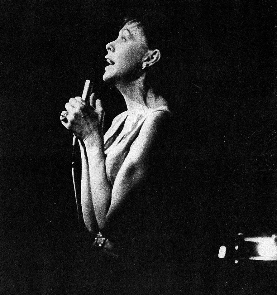 Judy Garland in Stockholm 1969