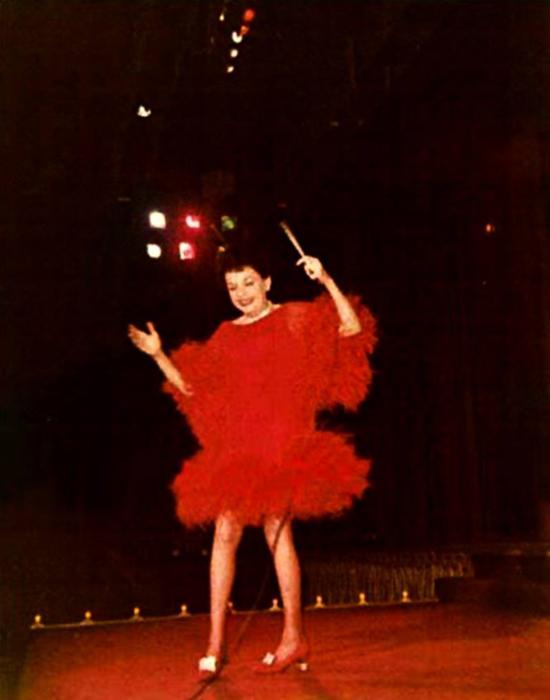 Judy Garland at the Felt Forum 1967