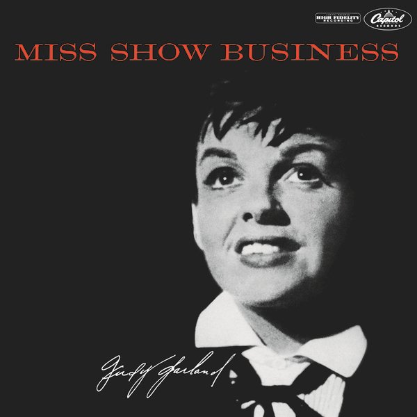 """Judy Garland """"Miss Show Busness"""""""
