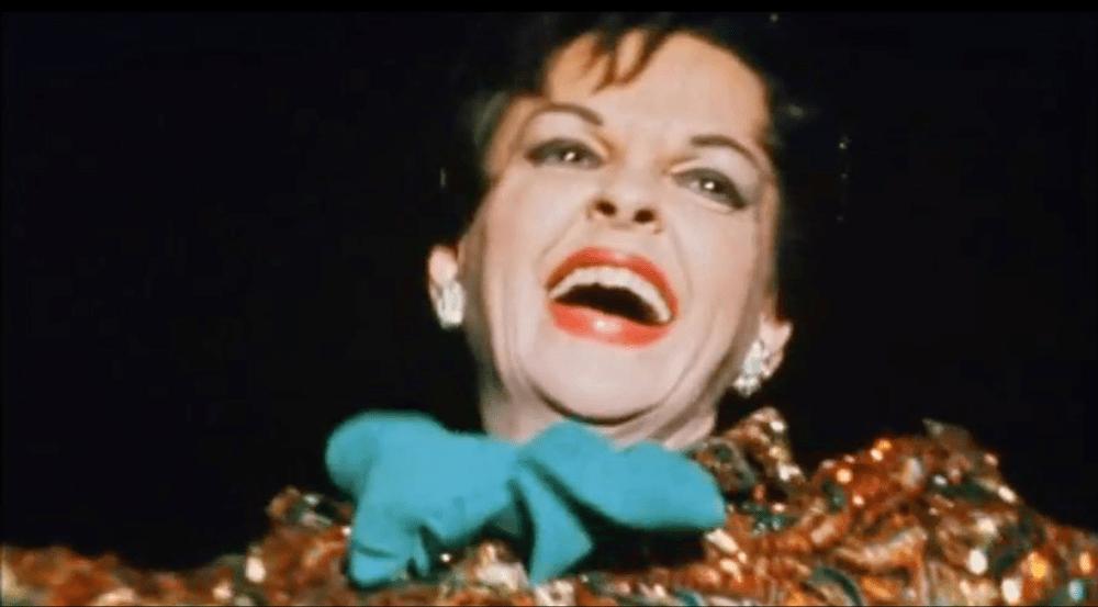 Judy Garland at the Boston Common 1967